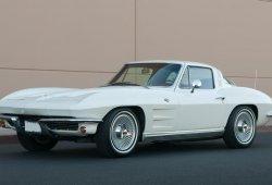 Un Corvette 1964 robado aparece en perfecto estado 40 años después