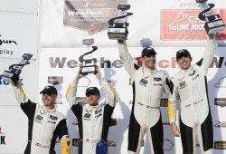 Corvette Racing confía en su 'big four' con Antonio García