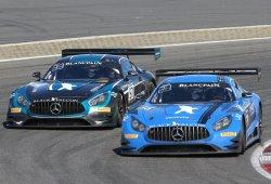 Debut lleno de éxitos del Mercedes-AMG GT3