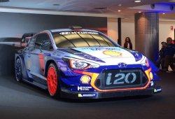 Desvelado el nuevo Hyundai i20 WRC 2017 en Monza