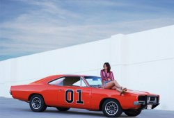 "La azarosa vida del Dodge Charger 1969 ""General Lee"" (con vídeo)"
