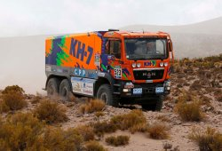 Dakar 2017: El KH-7 Epsilon Team busca repetir éxito