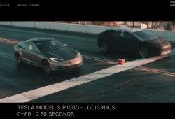 Faraday Future: Más rápido que el Model S Ludicrous Mode en un nuevo vídeo