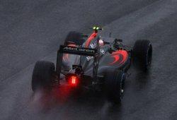 Fernando Alonso sugiere cambios para mejorar la visibilidad en lluvia