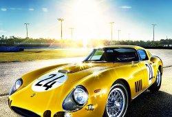 Los raros y veteranos Ferrari amarillos de competición: 275 GTB/C Speciale de 1964