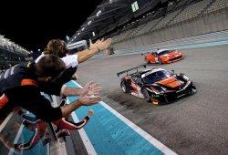 Los Ferrari 488 GT3 dominan las 12 Horas de Abu Dhabi