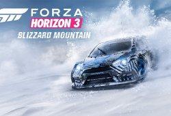 Blizzard Mountain, la primera expansión de Forza Horizon 3 está lista