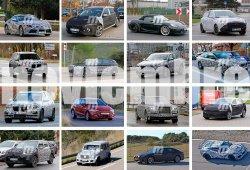 Toyota Supra 2018, BMW X7 2018 y SEAT Ibiza 2017: fotos espía Noviembre 2016