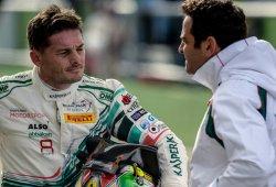 """Fisichella: """"Estoy encantado de competir en las Blancpain"""""""
