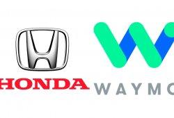 Honda y Waymo inician negociaciones para desarrollar coches autónomos