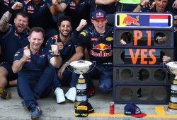 Horner cree que Verstappen tiene mucho margen de mejora