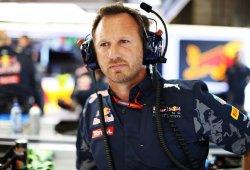 Horner reconoce que Red Bull llegó a instalar un motor Honda en el RB12