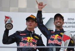 """Horner: """"Ricciardo ha sido como un hermano para Max"""""""