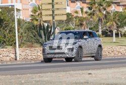Jaguar E-Pace: Nuevas imágenes del nuevo SUV medio de Jaguar