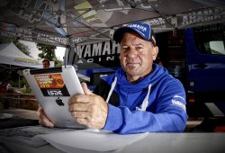 Dakar 2017: Jordi Arcarons, el hombre al frente de Yamaha