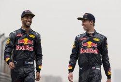 Kvyat cree haber estado al nivel de Ricciardo en Red Bull