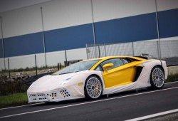 Lamborghini Aventador S: Cazado en la factoría antes de su presentación