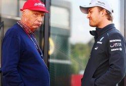 """Lauda intentó que Rosberg cambiara de opinión, pero """"no hay nada que hacer"""""""
