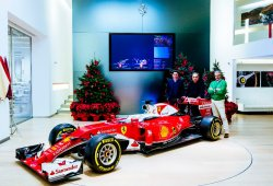 "Marchionne: ""Ferrari no necesita héroes ni técnicos como Paddy Lowe"""
