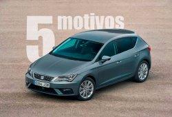 5 motivos y un consejo por los que deberías comprarte el SEAT León