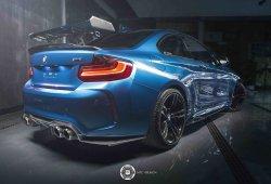 Un preparador hongkonés hace del BMW M2 un deportivo más impresionante