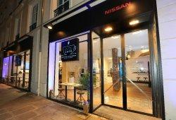 Nissan Electric Café, electricidad más allá del automóvil