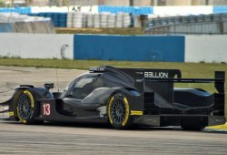 Los nuevos LMP2 meten miedo en su test en Sebring