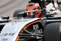 """Ocon: """"Ser querido por Force India te pone bajo presión"""""""