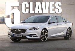 Opel Insignia Grand Sport: las 5 claves de la nueva generación de la berlina alemana