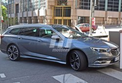 El nuevo Opel Insignia Sports Tourer 2018 totalmente al descubierto