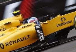 """Palmer: """"Espero que Renault sea el equipo que más mejore en 2017"""""""