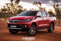 Peugeot, posible candidata a vender el pickup del Grupo PSA