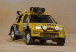 Dakar 2017: Peugeot Sport cumple 30 años en el Dakar