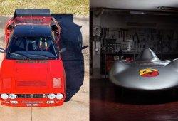Las piezas más raras y destacables de 2016 fueron dos prototipos olvidados de Abarth