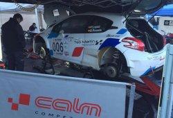 Los pilotos del WRC compiten en Paul Ricard y Bolonia