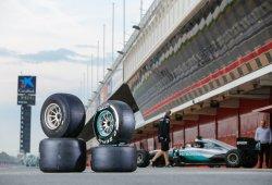 Pirelli desvela los compuestos que se utilizarán en las dos primeras carreras de 2017