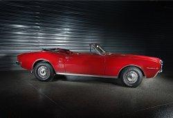 A la venta los dos primeros Pontiac Firebird de la historia, restaurados por Gas Monkey Garage