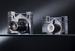 ¿Por qué utilizar pistones de acero en motores diésel?