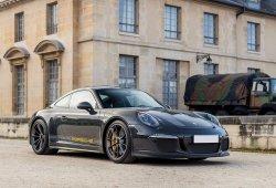 Único, radical y en busca de nuevo dueño: un Porsche 911 R saldrá a subasta