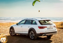 Prueba Audi A4 Allroad, sin rivales a la vista