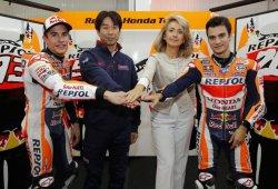 Repsol y Honda extienden su contrato en MotoGP hasta 2018