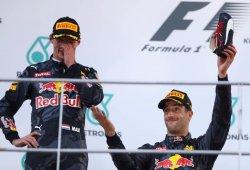 """Ricciardo: con Max """"salta una chispa que nos hace mejorar a ambos"""""""