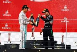 Sergio Pérez niega cualquier opción de fichar por Mercedes
