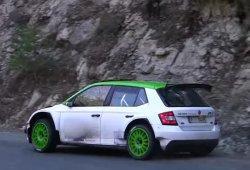 Skoda Motorsport también se prepara de cara al WRC 2017