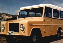 El Trekka: el todoterreno de Nueva Zelanda antecesor del Škoda Kodiaq