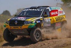 Dakar 2017: Spataro y Ardusso pilotarán los Duster