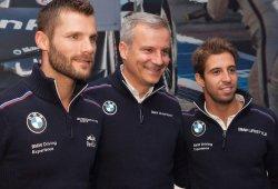 Tomczyk, Sims y Da Costa, los hombres de BMW para el WEC