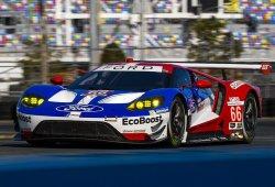 Tony Kanaan se suma a la armada de pilotos del Ford GT