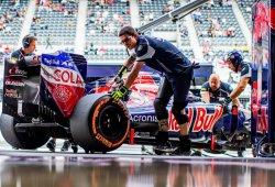 Toro Rosso negocia con un sponsor para renombrar su motor