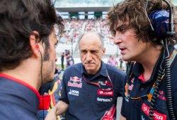 Tost, impresionado con Sainz por su pilotaje, actitud, aprendizaje y aporte técnico